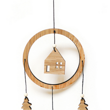 Ted & Tone Mini Mobile -- Home