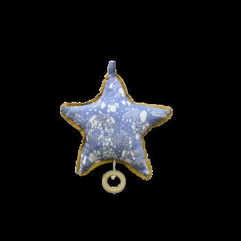 Fabelab Music Mobile -- Sea Star