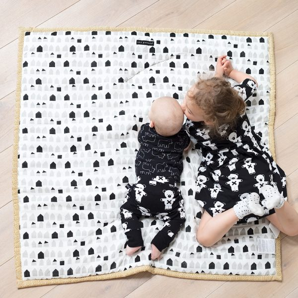 wee gallery Baby Playmat - Explore
