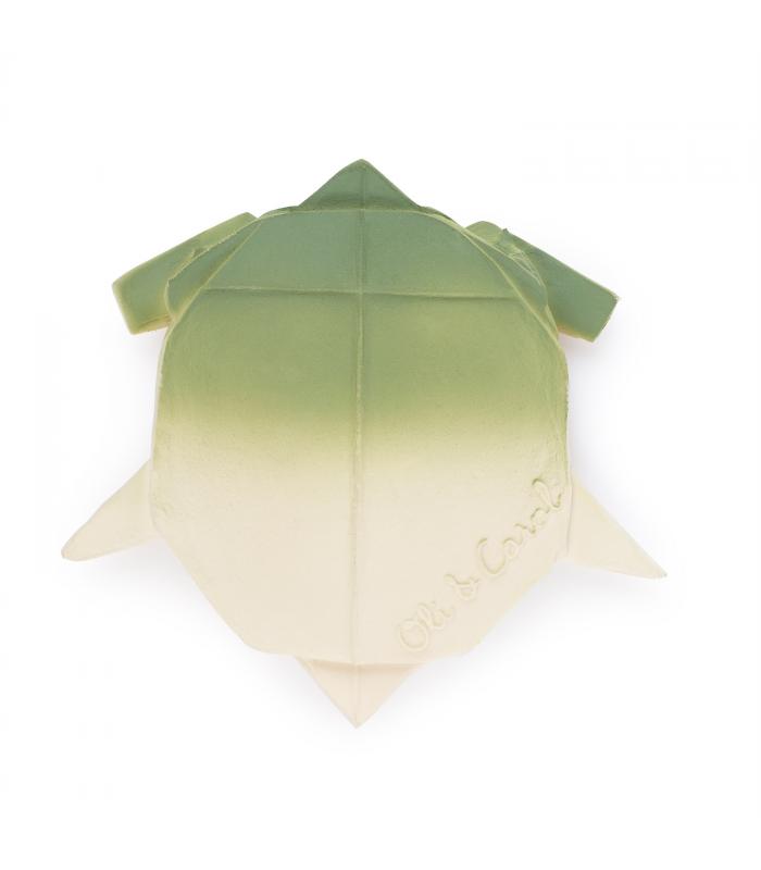 H2Origami Turtle for Bathing & Teething