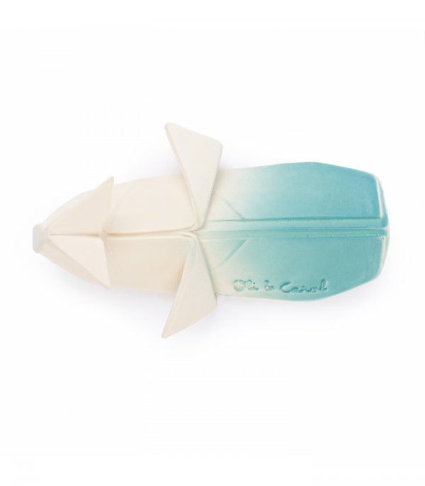 H2Origami Whale for Bathing & Teething