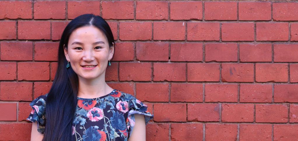 Akashic record reader life coach Helen Yu