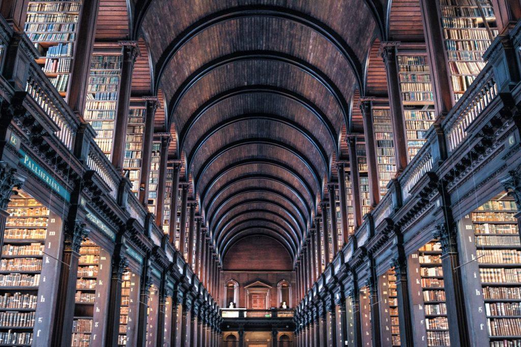 阿卡西记录存储在我们的宇宙中,就好像书籍存储在图书馆一样。阿卡西记录的阅读就像我们从图书馆找到需要的书本阅读一样。 照片来自Pexels的Skitter